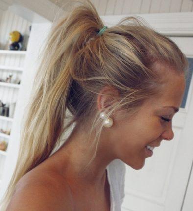 oorbellen witgoud