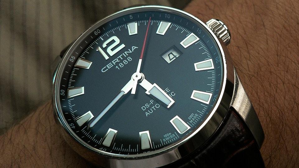 horloges voor mannen
